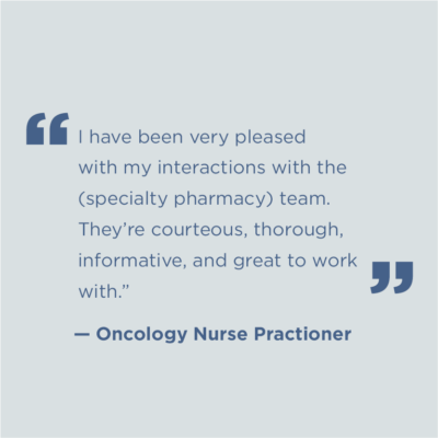 Oncology nurse quote