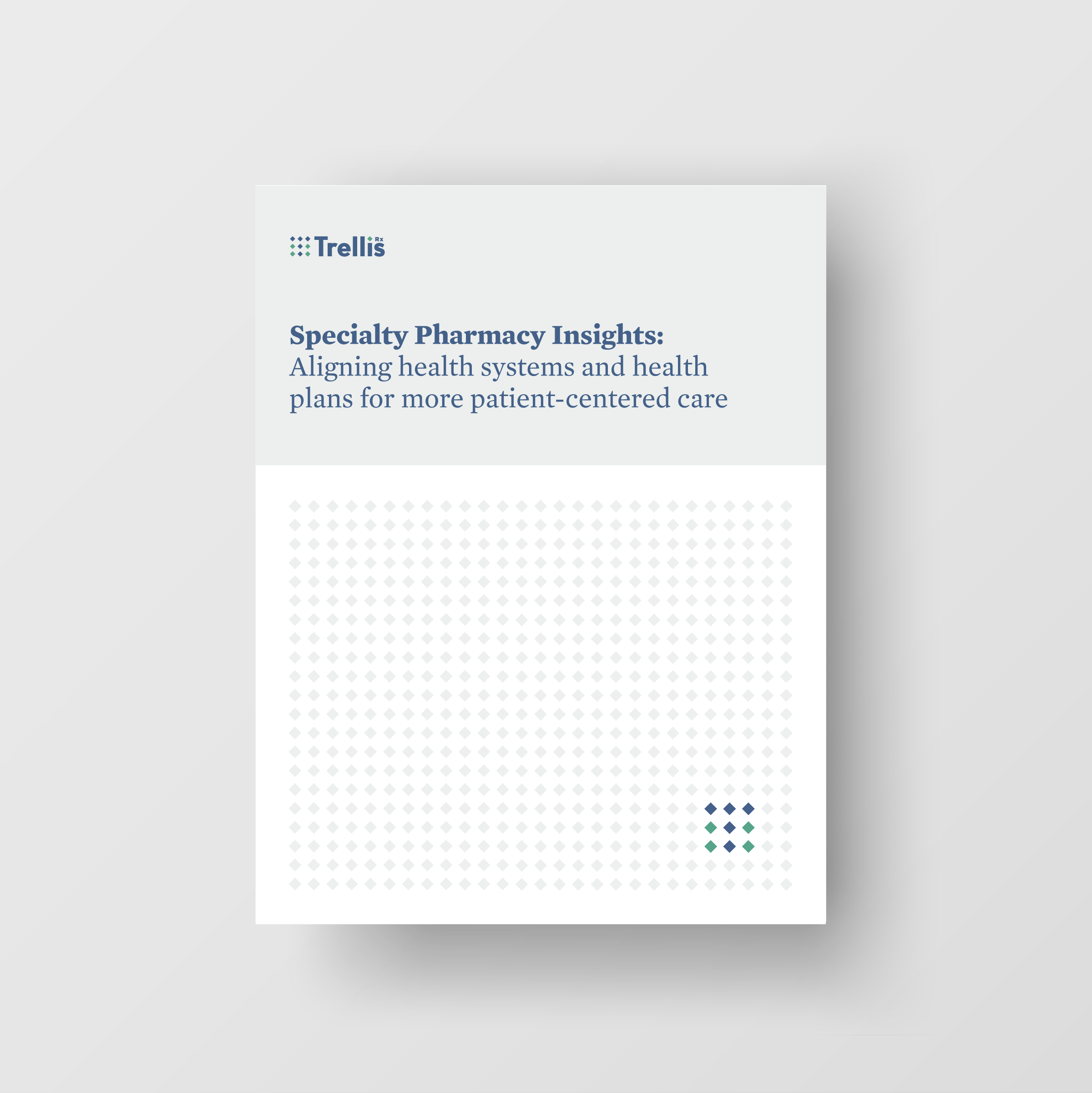 Trellis Rx market research specialty pharmacy insights
